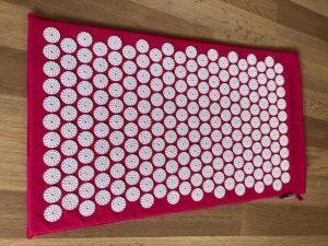 Red Acupressure Mat