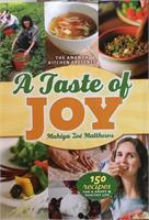 A Taste of Joy by Mahiya Zoe Matthews